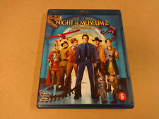 BLU-RAY / NIGHT AT THE MUSEUM 2 / LA NUIT AU MUSEE 2 ( BE STILLER )