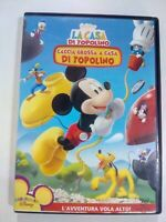 LA CASA DI TOPOLINO CACCIA GROSSA A CASA DI TOPOLINO (2007) WALT DISNEY DVD