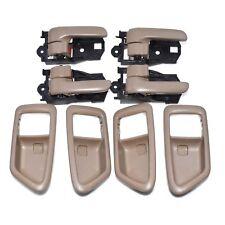 8 PCS LEFT RIGHT Door Handle FOR 97 98 99 00 01 Toyota Camry Inside 69206-AA010