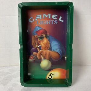 Vintage 1990s Camel Lights Smokin Joes AshTray