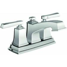 Bathroom Faucets Centerset moen centerset bathroom faucets | ebay