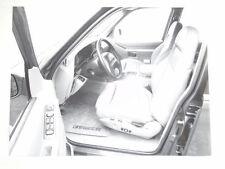 Ford Explorer Interior press photo Dec 1992