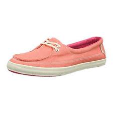 Nuevas Vans Mujer Rata Lo melón Entrenadores Zapatos Náuticos Cubierta De Playa De Verano UK 2.5