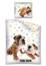Artlist Collection The DOG 04 Single Bed Duvet Cover Set 100% COTTON