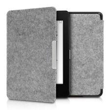 Hülle für Amazon Kindle Paperwhite 10. Gen - 2018 Filz eReader Case Klapphülle