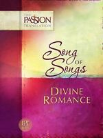 Song of Songs : The Passion Translation: Divine Romance: By Simmon, Brian