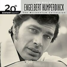 Engelbert Humperdinc - 20th Century Masters: Millennium Collection [New CD] Rmst