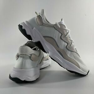 Adidas Originals Ozweego White Casual Lifestyle Sneakers Shoes EE6464 Mens Sz 12