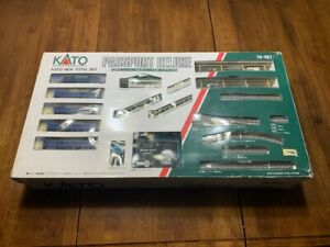 """KATO PASSPORT DELUXE """"NEW"""" TOTAL SET - N Scale Japan Import"""