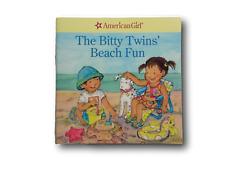 """American Girl Bitty Bebé Playa Fun Libro Lote De 11 Gemelos 15"""" Muñecas Nuevo"""