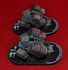 MechWarrior Miniature Dark Age JESII Missile Carrier Elite #69 Lot 2
