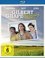Blu-ray * GILBERT GRAPE - IRGENDWO IN IOWA # NEU OVP §