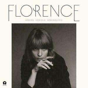 FLORENCE + THE MACHINE : HOW BIG,HOW BLUE,HOW BEAUTIFUL - BRAND NEW CD ^^^