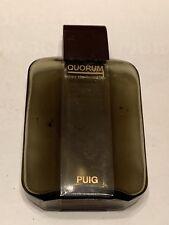 Quorum Bottle Vintage 1980s
