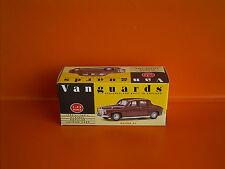 Lledo Vanguards Die-Cast Replica - VA19000 - 1:43 - Rover P4 Maroon Rover