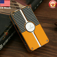 COHIBA Metal lighter 3 Torch Flame Cigarette Cigar Lighters Butane Windproof