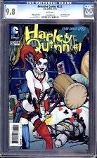 DETECTIVE COMICS  #23.2 CGC 9.8  HARLEY QUINN  LENTICULAR COVER