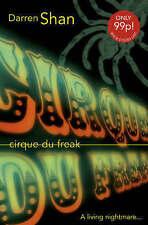The Saga of Darren Shan (1) - Cirque Du Freak, Darren Shan