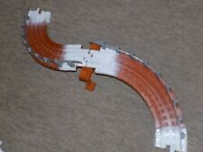 Fisher Price Geotrax Christmas Toy Town Train    brown snow bridge