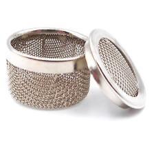 Panier de nettoyage avec couvercle pour petites pièces horlogerie bijouterie-
