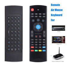 MXIII 2.4GHz Wireless Remote Control Keyboard Air Mouse for Android TV box HTPC