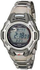 Men's Casio G Shock MTGM900DA-8 Stainless Watch 8 Solar Atomic Timekeeping