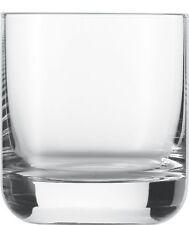 6 schwere Whisky-Gläser SCHOTT ZWIESEL CONVENTION 7745/60 Eisboden-KRISTALLGLAS