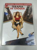 Terapia de Shock Prima Stagione 1 Completa - 3 X DVD Spagnolo Inglese - 3T