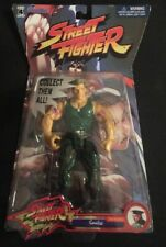 2005 CAPCOM STREET FIGHTER GUILE ACTION FIGURE JAZWARES.INC. RARE