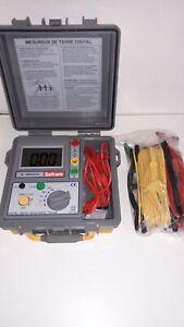 SEFRAM Mesureur de terre MW9452D