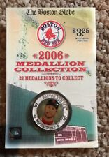 Boston Red Sox 2006 Tim Wakefield Boston Globe Medallion Collection