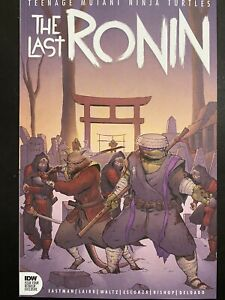 The Last Ronin #4 Noah Sult variant