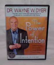 THE POWER OF INTENTION: LEARNING TO CO-CREATE YOUR WORLD YOUR WAY 2-DVD Set Dyer