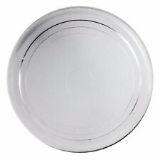 SHARP Microwave Plate Smooth Flat Glass Turntable Dish 270mm / 27cm
