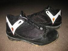 Nike Air Jordan 2009 Retro - 343084-062 - Men's Size 9 - BEAT Black Varsity Red