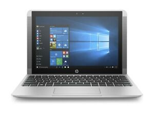"HP x2 Notebook Detachable PC w/ Active Pen 64eMMC Win 10.1"" Diagonal LED SEALED!"