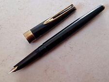 Stylo plume vulpen fountain pen fullhalter penna WATERMAN CF nib writing 鋼筆
