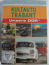 Kultauto Trabant - Unsere DDR - Trabbi Sachsenring Zwickau Archiv, 601 Schlosser