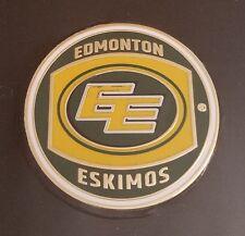 """CFL EDMONTON ESKIMOS 1-1/2"""" CHALLENGE COIN"""