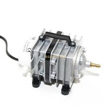 COMMERCIAL AIR PUMP 6 OUTLET - HYDROPONIC-AQUARIUM-POND 35W 40L/MIN 0.03Mpa
