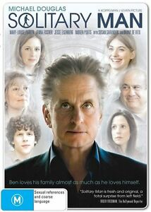 SOLITARY MAN starring Michael Douglas (DVD, 2010) - LIKE NEW!!!