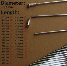 Spokes Nipples 10G 3.2mm Diameter 36 Pcs E-Bike Electric Bicycle EBike ROAD Bike