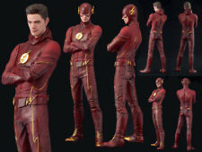 DC Comic Super Hero The Flash Barry Allen TV Series Figurine Statue No Box
