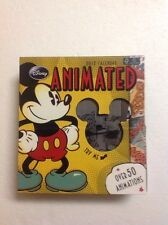 Disney Animated 2012 Calendar - Accord's AniMotion: slide frame to animate!