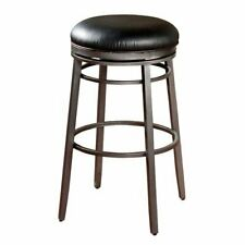 American Heritage Silvano Bar Height Stool Flint