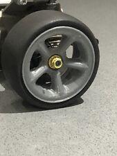 Tamiya Escort RS Cosworth Radio Control Car Wheels 1:10 Scale 52mm X 26mm