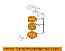 Buick GM OEM 00-05 Park Avenue-Blower Motor 89018435