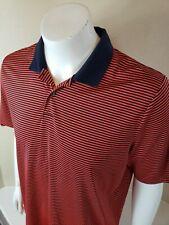 RLX Ralph Lauren Shirt Golf Polo Men's Size XL Striped Palmer Course