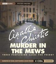 Murder in the Mews : Three Perplexing Cases for Poirot by Agath