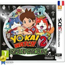 YO KAI WATCH 2 ESPRIT FARCEURS 3DS
